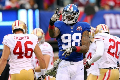 Why DE Damontre Moore has the most promise of the Cowboys' free-agent additions
