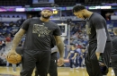 Anthony Davis, DeMarcus Cousins look to extend Pelicans' winning streak: Live updates and fan chat