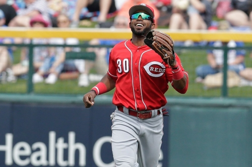 Reds walk off against Brewers on Arismendy Alcantara double