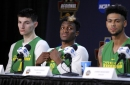Backs against the wall, Oregon Ducks know a chance to be 'legendary' is on the line in Elite Eight