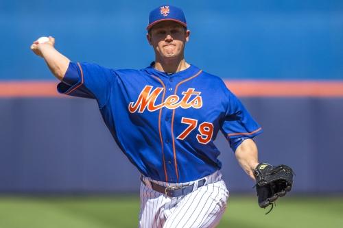 Unlikely contender making push for Mets bullpen job