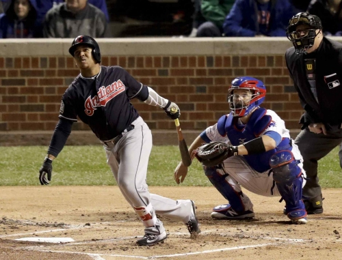 Report: Cleveland Indians finalizing four-year, $30 million deal for Jose Ramirez