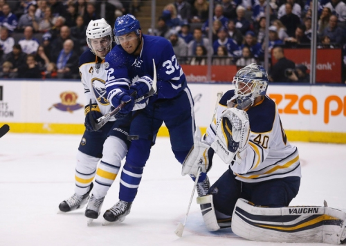 Leafs-Sabres a tale of two rebuilds