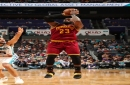 James, Cavs bounce back with 112-105 victory over Hornets The Associated Press