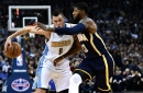 Recap: Once again Nuggets sputter their way to a win over the Pacers