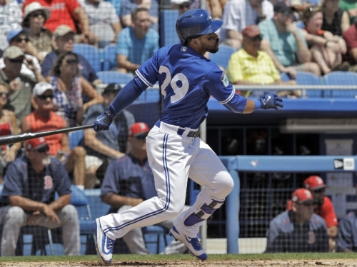 Blue Jays finally getting healthy as Devon Travis makes spring debut