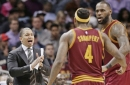 LeBron James suffered scratched right cornea, speculates about missing Saturday's game