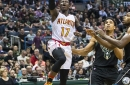 Hawks drop their sixth straight, lose 100-97 in Milwaukee