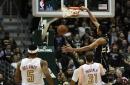 Streaking Bucks beat Hawks 100-97, tie for 5th in East The Associated Press