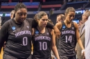 PHOTOS: Huskies fall to Mississippi State, 75-64, as Kelsey Plum's record-setting career ends