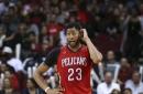 Pelicans suffer tough 117-107 loss in Houston, perhaps slamming door shut on 2017 playoffs