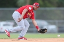 Cardinals notes: Peralta looks like starter at third base