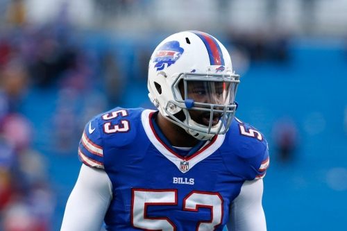 Zach Brown down to Miami, Oakland