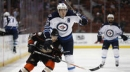 Cogliano's gift of a goal leads Ducks to 3-1 win over Jets