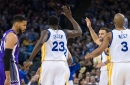 Warriors reign over Kings in 114-100 win