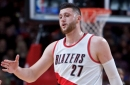 How Jusuf Nurkic Screens Transform the Trail Blazers Offense