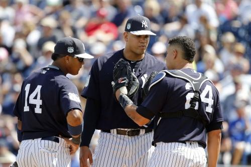 Around the Empire: Yankees news - 3/25/17