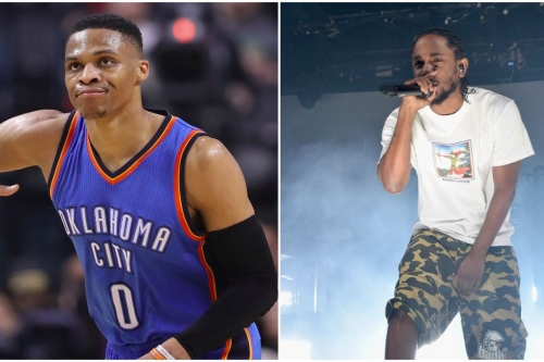 Kendrick Lamar made Russell Westbrook NBA MVP by referencing him in his new song