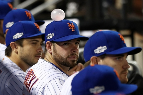 Kevin Plawecki enters 2017 as the Mets' third option behind the plate
