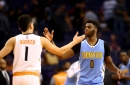 Denver Nuggets Tweet of the Week: Emmanuel Mudiay reacts to Devin Booker's 70-point game