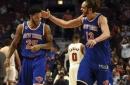 New York Knicks Stress From Derrick Rose, Joakim Noah