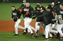 Oregon State Beavers open series against Arizona Wildcats with 4-3 walk off win: Photos