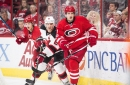 Carolina Hurricanes at New Jersey Devils: Projected Lineups