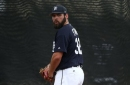 Michael Fulmer to start Tigers' home opener; Miguel Cabrera could play Sunday