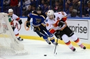 Flames at Blues preview: Red hot Flames, Blues square off.