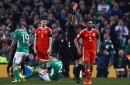 Aston Villa: Neil Taylor's tackle on Seamus Coleman called 'ferocious' by Irish Prime Minister