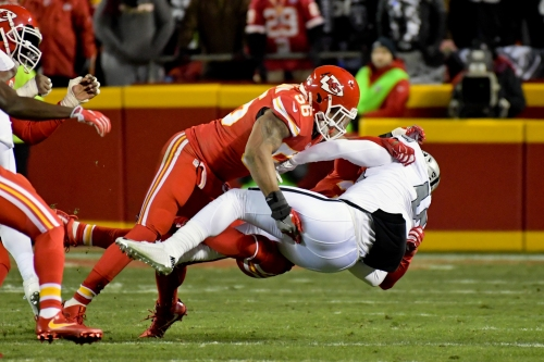 Do the Chiefs have enough of a pass rush as things stand?