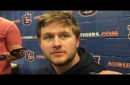 Auburn's Sean White 'happy' after surgery, competing for starting job with plate in forearm