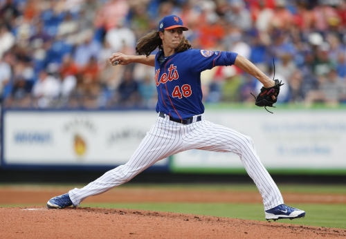 Jacob deGrom back healthy, expects big things for himself, Mets