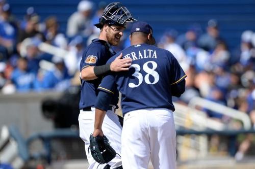 Spring Training Game Thread #28: Milwaukee Brewers @ Kansas City Royals