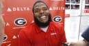 Isaiah Wynn wants to be Georgia's left tackle, and believes he will be
