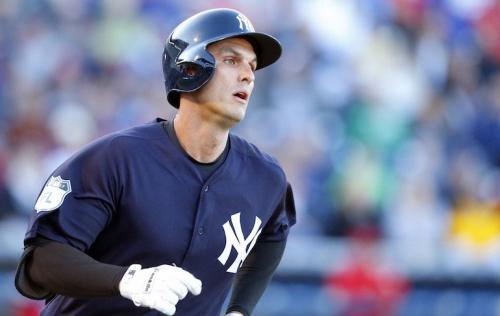 Yankees' Greg Bird homers again, but starter bid for Adam Warren may be over   Rapid reaction