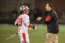 Rutgers men's lacrosse team stunned by Delaware in 1st game as No. 1