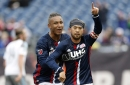 Strong first-half propels Revs to beatdown of Minnesota United