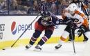 Bobrovsky terrific again as Blue Jackets beat Flyers 1-0 The Associated Press