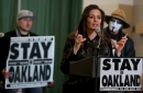 Raiders: Mayor Schaaf, fans hold rally to keep team in Oakland
