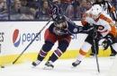 Bobrovsky terrific again as Blue Jackets beat Flyers 1-0 (Mar 25, 2017)