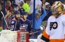 Game 74 Recap: Jackets 1 Flyers 0