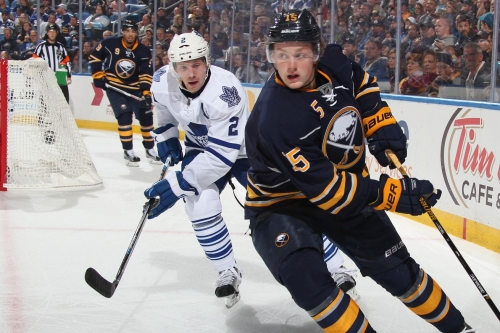 Sabres vs. Maple Leafs Coverage: Game #75