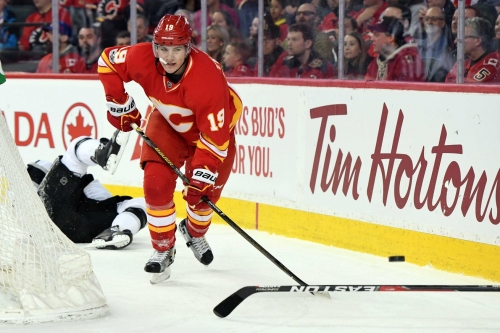 Projected Lines: Calgary Flames @ St Louis Blues