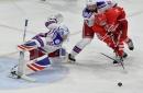 Rangers backup Raanta not ready to look beyond this season