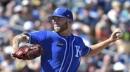 Duffy, Kennedy will front Royals' rotation