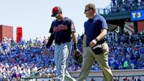 Indians outfielder Chisenhall sprains shoulder, out 3 days