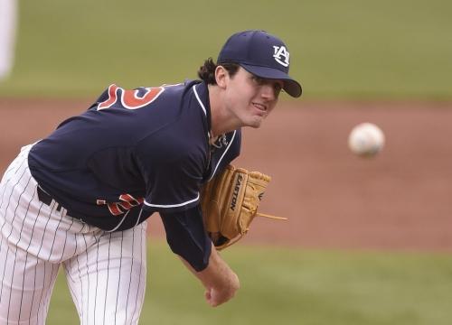 Auburn baseball strands 11 vs. Georgia as 9-game win streak snapped