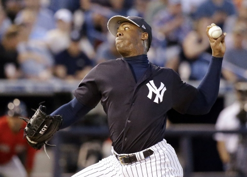 Yankees have another bullpen trio set to dominate end of games