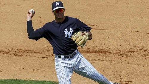 Yankees' Tyler Wade gets praise, but has something big working against him